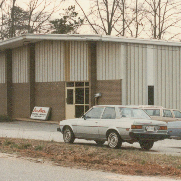 1987: Greenville, SC location opened.