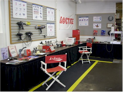 Loctite Showroom & Demo Facilities 01