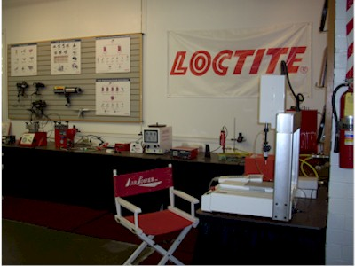 Loctite Showroom & Demo Facilities 02