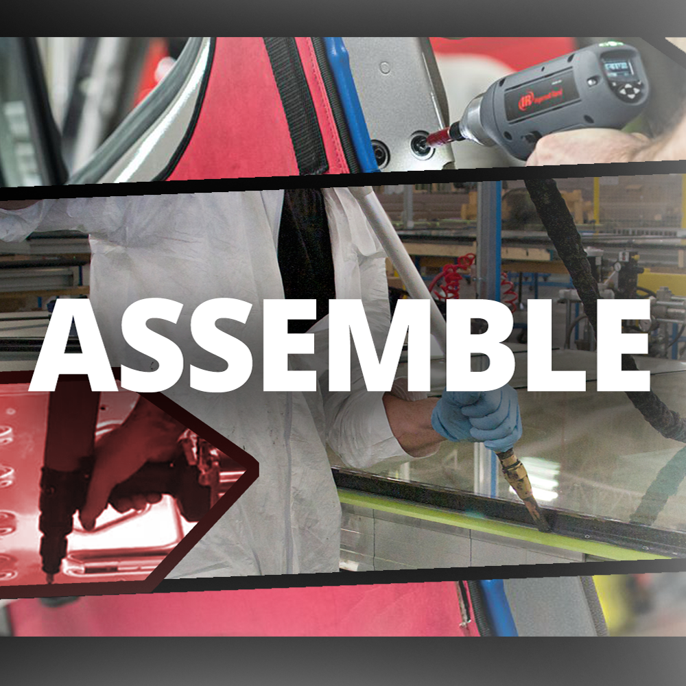 Air Power Inc  Manufacturing Solutions | Assemble Move Coat