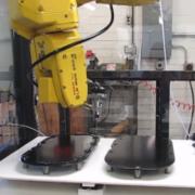 Dispense Robot System