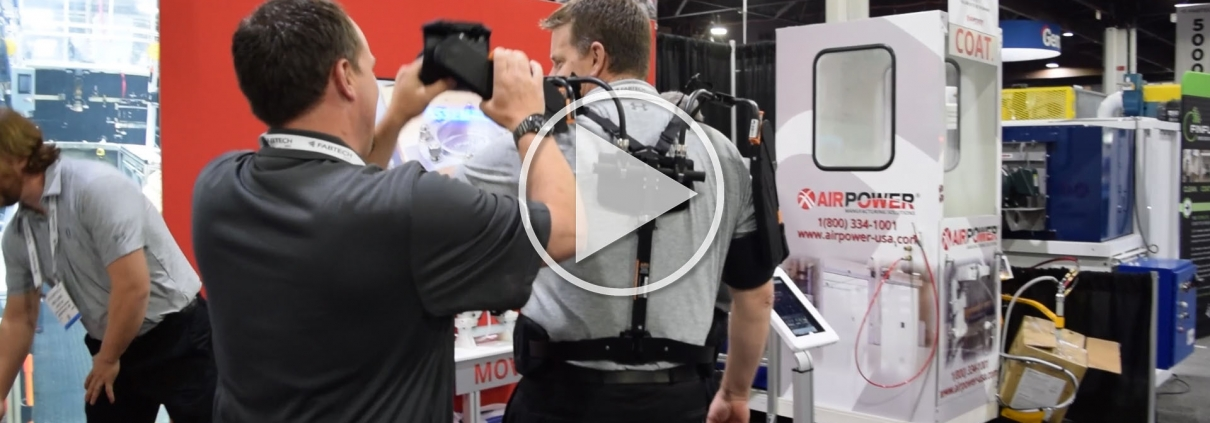 Fabtech Booth