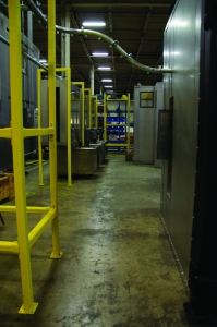 Fosteria Mini Conveyor system