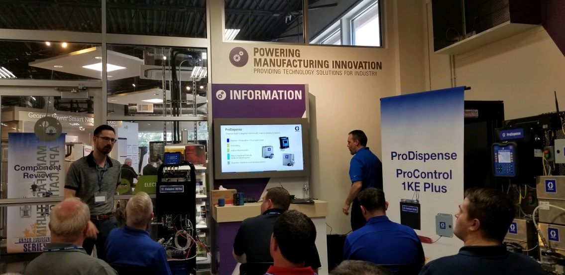 GRaco Finishing Series Event