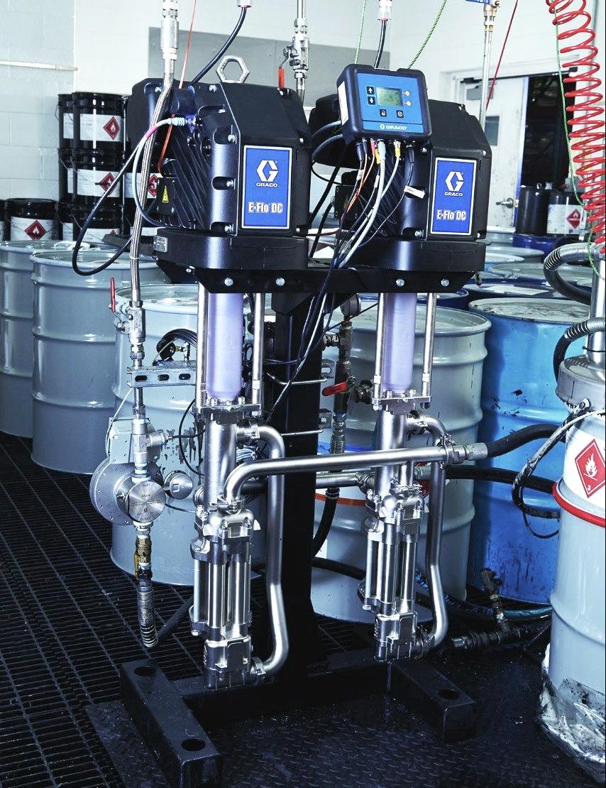 Graco E-Flo DC Pump