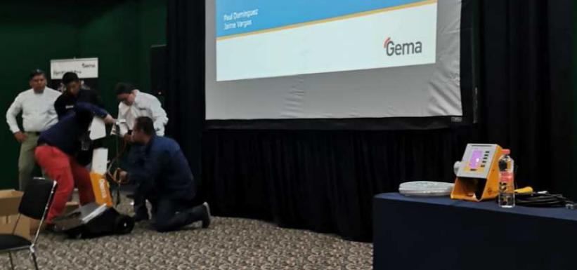 Gema OptiFlex Pro Series Launch