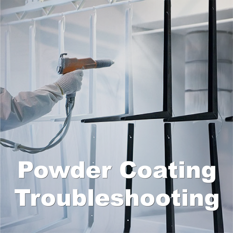 Gema Powder Coating Troubleshooting