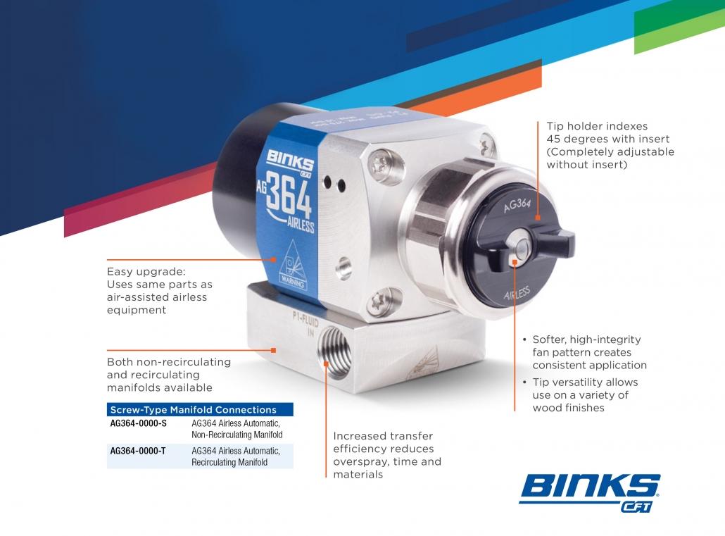 CFT BINKS AG-364