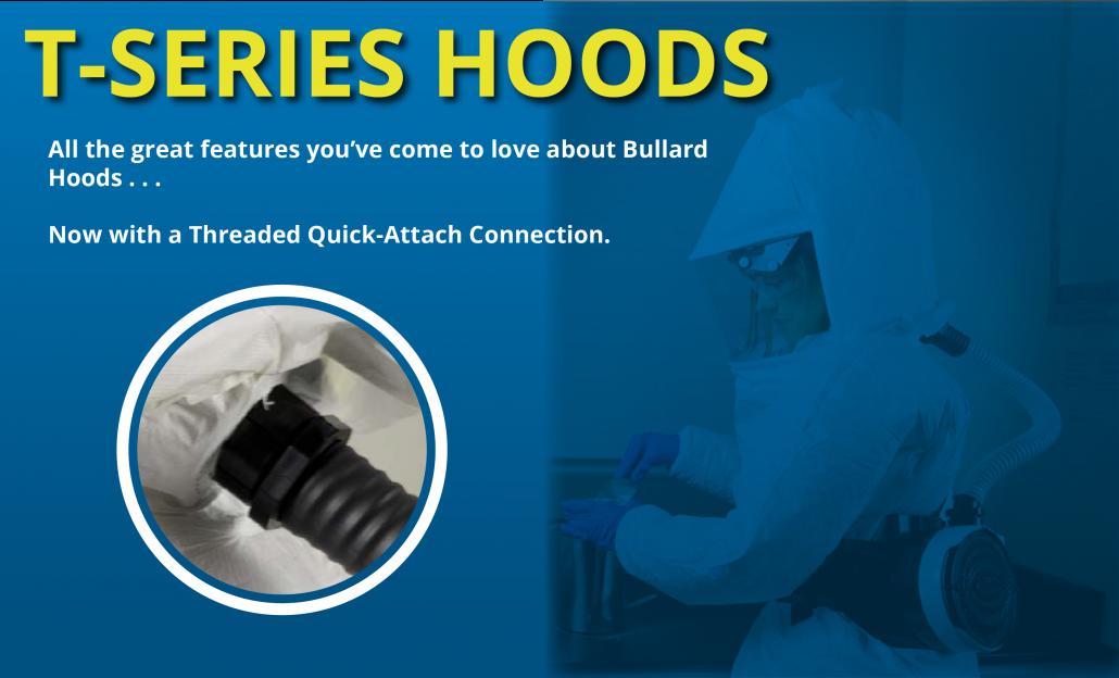 Bullard T-Series Hoods