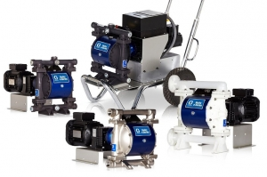 Graco Husky 1050e Pumps