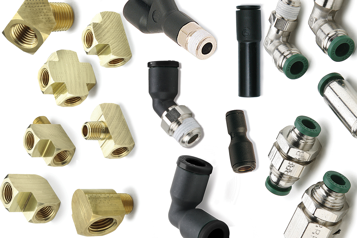 nycoil fittings