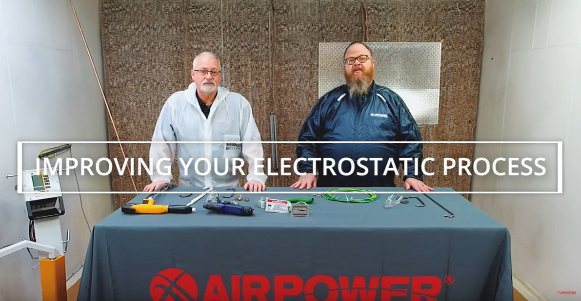 Improving Your Electrostatic Process