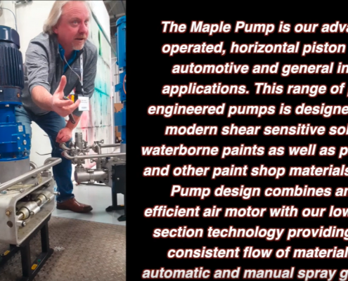 Maple Smart Pump