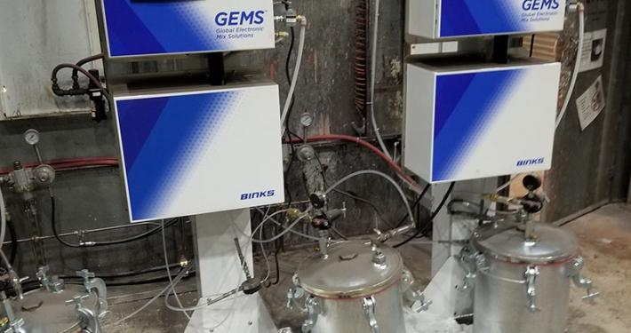 GEMS 2K Mix System