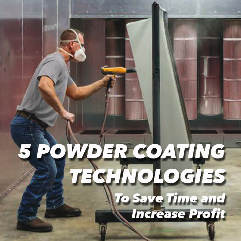 powder coating techniques