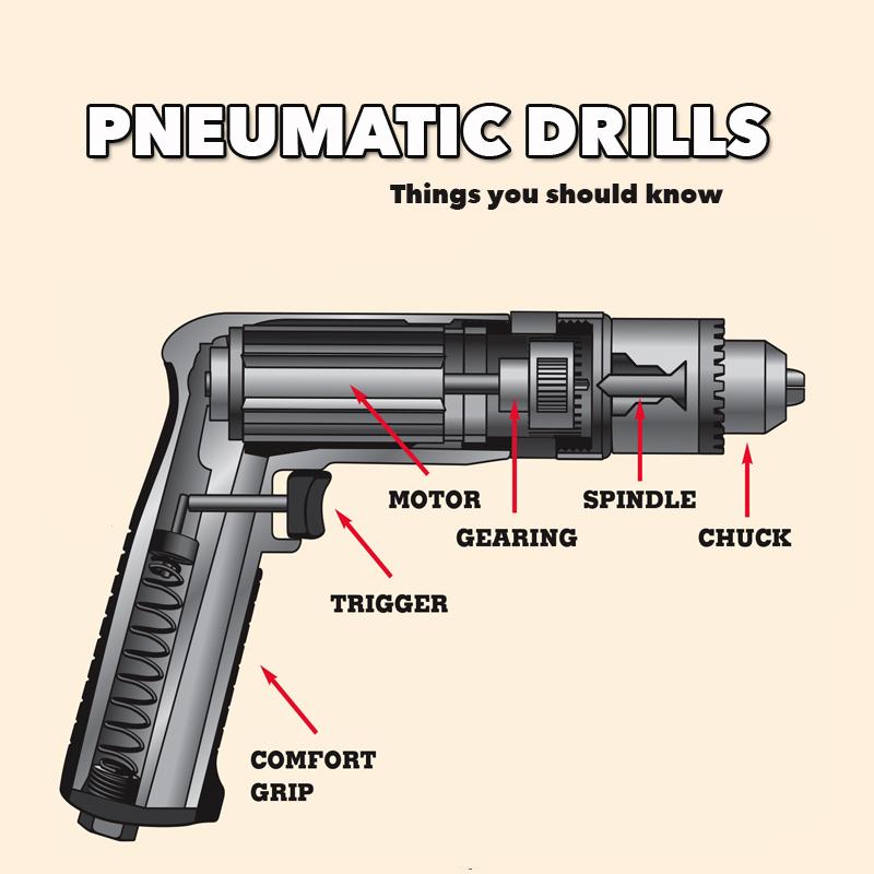 pnematic drills