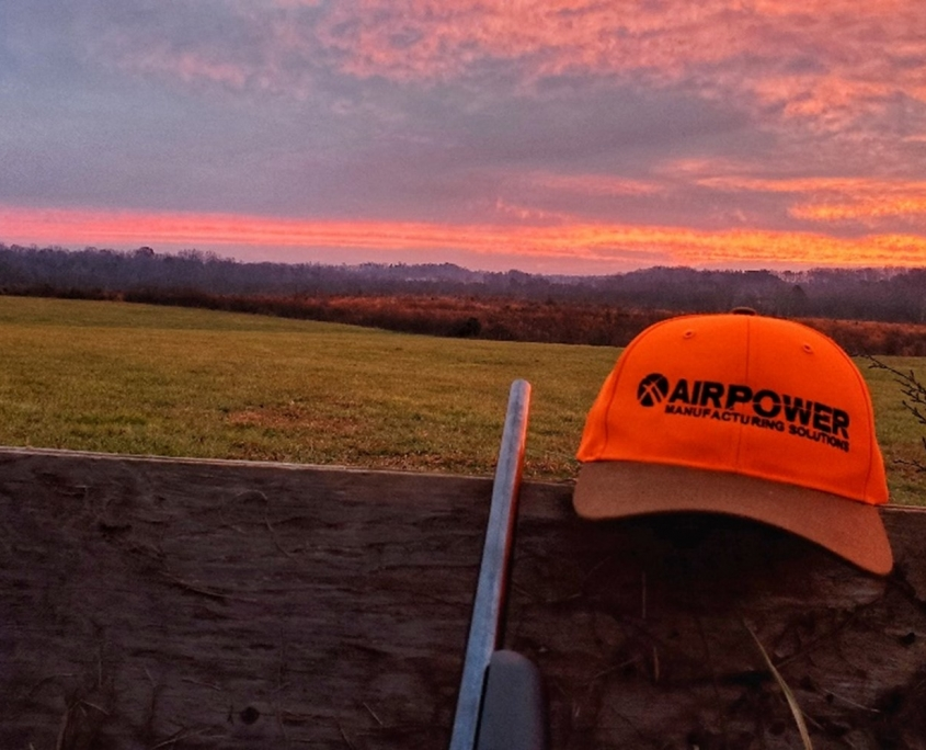 Air Power Hunting Hat