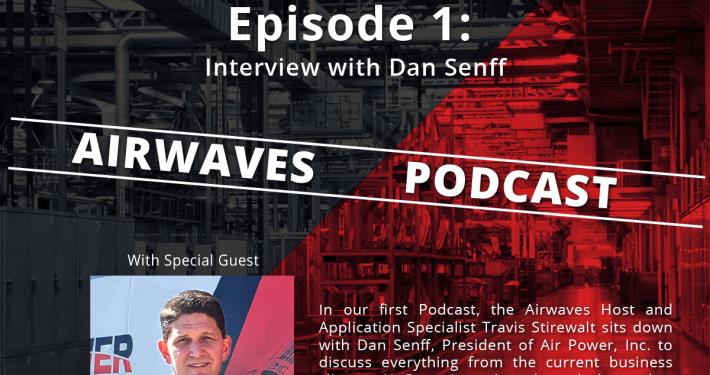 Airwaves Podcast Episode 1