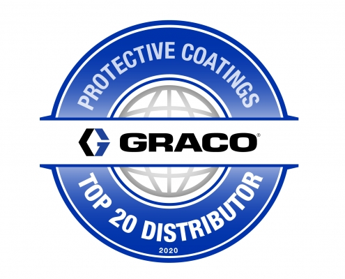 Graco Top 20 Distributor Award