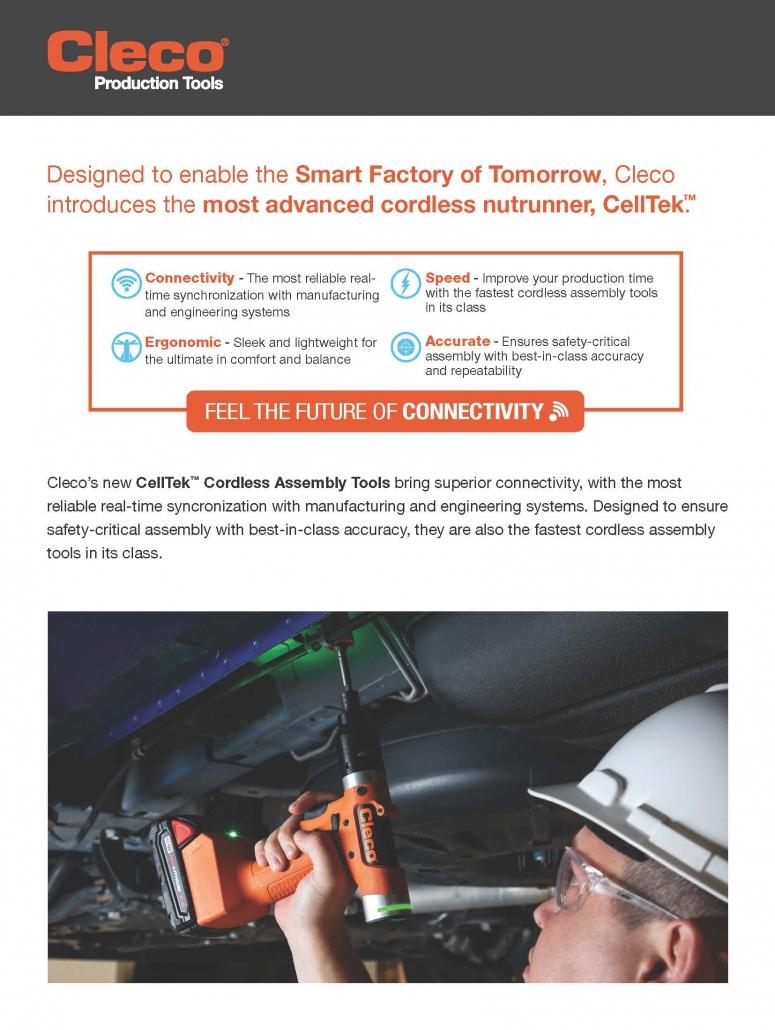 Cleco CellTek Brochure