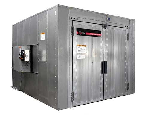 GFS Batch Powder Oven