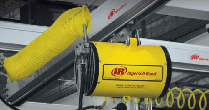 Ingersoll Rand Monorail System