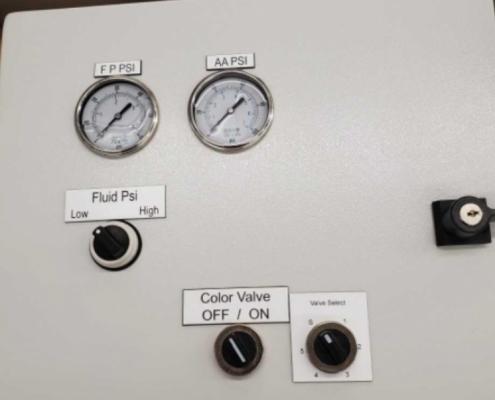 Paint Control Panel