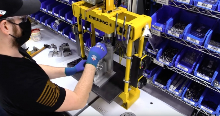 Enerpac launches